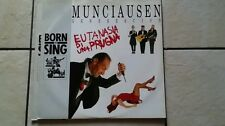 MUNCIAUSEN GENERESCION - EUTANASIA DI UNA PRUGNA - 1991 . RARO