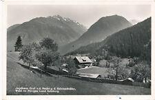 AK Jagdhaus Graf v.d. Recke, Wald im Pinzgau Land, Salzburg   (F23)
