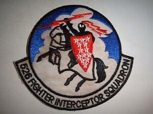 USAF 526th FIGHTER INTERCEPTOR Squadron Patch Circa 1954-56