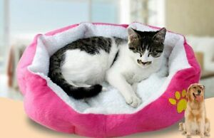 Cat Dog Bed Comfortable Soft Sofa For Puppy Pet Supplies Breathable Cotton House