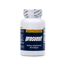 Prosvent (60ct) All natural prostate health supplement with beta sitosterol