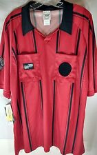 Official Sports International Referee Soccer  2XL Red Uniform