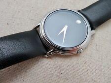 Unisex Movado Museum S/S Swiss Quartz Wristwatch 84-E4-9890