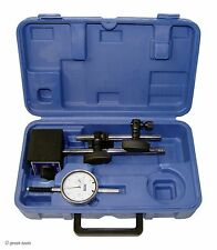 Dial Indicator Set Water Resistant Design Magnetic Base Machinist Tools