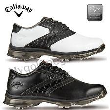 Callaway Golf 2017 Mens X NITRO PT Lightweight Golf Shoes-black - M557 UK 9