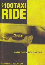 $100 Taxi Ride - Season One, Volume One (DVD, 2014) *FREE Shipping*