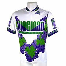 Aussie Vineman Triathlon Team Cut XL Men's Cycling Jersey