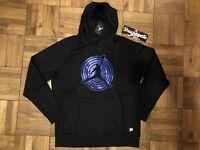 Jordan Space Jam Hoodie Black Sz XXL Brand New