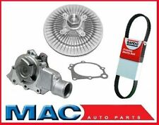 99-04 Grand Cherokee 4.0 NEW Water Pump Fan Clutch Belt
