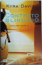 Contrato Blindado. Kyra Davis. Libro
