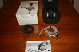 Beyerdynamic T 1 Gen 2 Headphones with single ended and balanced cables