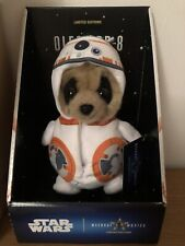 BNIB Oleg BB8 Star Wars Meerkat/Meercat Compare the Market Toy with Certificate