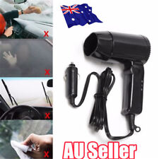 12V 216W Auto Travel Car Accessory Portable Window Foldable Camping Hair Dryer B