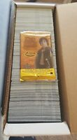 TOPPS CHROME 2004 LORD OF THE RINGS  TRILOGY NEW LoTR TRADING CARDS LOT