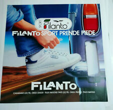 Plakat Filanto Sport Schuhe Shoes TOP!