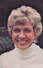 "Sister of President James Earl "" Jimmy "" Carter --- Standard Chrome Postcard"