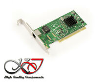 Carte PCI 10/100/1000 - 1 port Gigabit Ethernet  CHIPSET 82545EM/GM