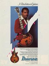George Benson Downbeat Trade Press Advert ECLIPSED