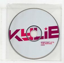 (JQ834) Kylie Minogue, Greatest Hits: The Remixes CD 2 only - CD