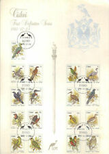 Birds Sheet South African Stamps (1961-Now)