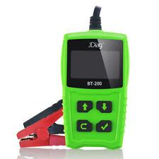 JDiag FasCheck BT200 12V Car Battery Tester Auto Cranking and Charging B8I9