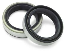 BikeMaster - P40FORK455048 - O.E. Fork Oil Seals~