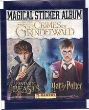 10 Bustine Harry Potter Animali Fantastici Crimes of Grindelwald Panini