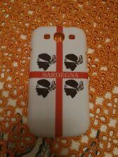Cover Samsung Galaxy SIII S3 i9300 Rigida 4 mori Sardegna Telefono