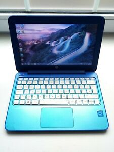 HP Stream 11-D010NA Netbook - Intel N2840 @ 2.16GHz 2GB RAM 32GB eMMC Win8.1