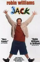JACK ~ DVD ~SINGLE DISC EDITION ~ ROBIN WILLIAMS~ SEALED~NEW