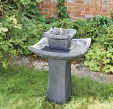 Smart Garden Direct Solar Pagoda Fountain (READ!)