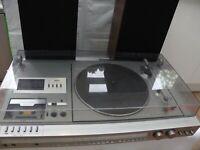 VINTAGE PANASONIC SG-4200 Music Centre Turntable Cassette Radio Japan FAULTY