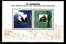 SELLOS ALEMANIA FEDERAL 1995 FINAL II GUERRA MUNDIAL HB 31