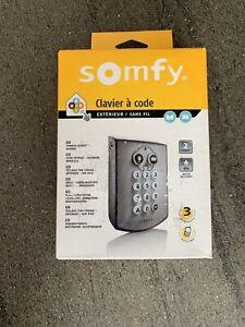 Somfy - Clavier a code pour motorisation Portail/Garage Somfy