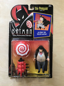 1992 Kenner Batman The Animated Series The Penguin Figure