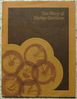 The STORY OF HARLEY DAVIDSON Motorcycles COMPANY Factory Publicity Brochure 1969