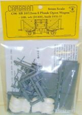 Cambrian C96. SR 10/12 Ton 8-Plank Open Wagon Kit.(00)
