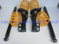 Suits Statesman VR VS KING SPRING/ ULTIMA SHOCKS Lowered Suspension Package