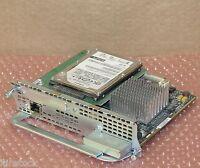 Cisco NM-CE-BP-80G-K9 Content Engine Network Module CCNA CCNP CCIE