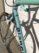 Bianchi Reparto Corse Columbus EL Tubing Bike Made In Italy Campagnolo 55cm