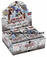 Yu-Gi-Oh! Vittorie Brillanti 1a edizione box 24 buste in italiano dal 5 maggio