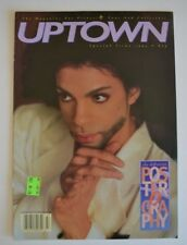 Prince - Uptown Magazine - Fan and Collectors Special Issue 1995 #19