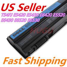 OEM Genuine Dell T54FJ E5420 E5430 E6420 E5520 E6430 E6520 E6530 60Wh Battery