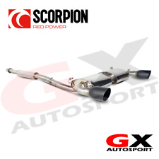SSU010C Scorpion Subaru GT86/Scion Fr-S/ATLANTIC 2012-2018 RES 2nd Catback