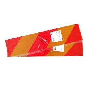 Pannelli adesivi per rimorchio motrice camion omologati ECE 70.01 in classe 3