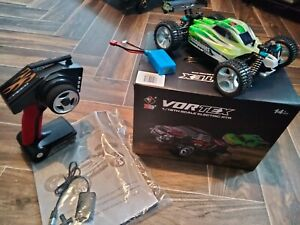 WLtoys A959-B very fast little rc car /  buggy rtr 4wd