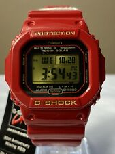CASIO G-SHOCK GW-M5630A-4JR Rising RED 30th Anniversary Limited Rare Edition