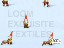 RPD112 Heather Ross Rare Gnome Retro Lightning Bugs Collection Cotton Fabric