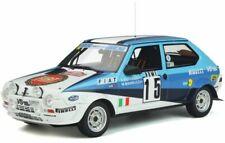 FIAT RITMO ABARTH Grp 2 Monte Carlo Rally Bettega Mannucci 1:18 OTTO MOBILE 888