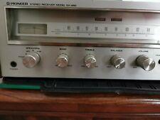 Pioneer SX-450 Vintage Stereo Receiver